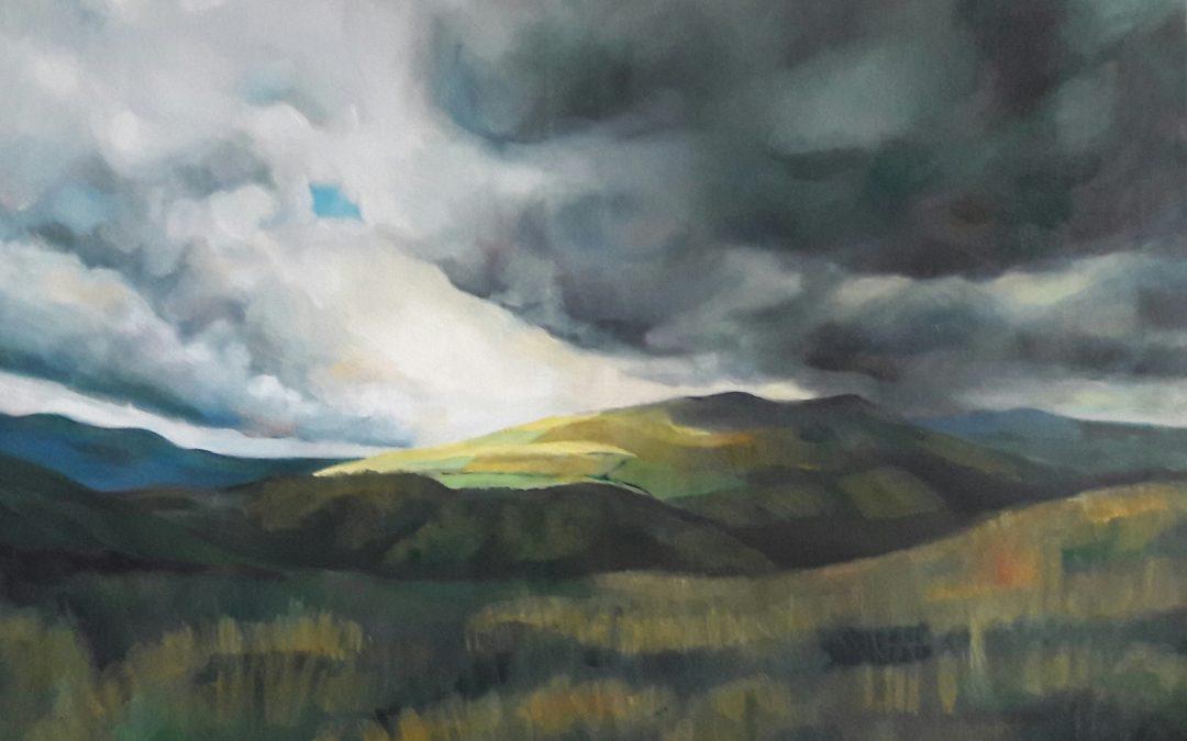 Peaks – Storm incoming