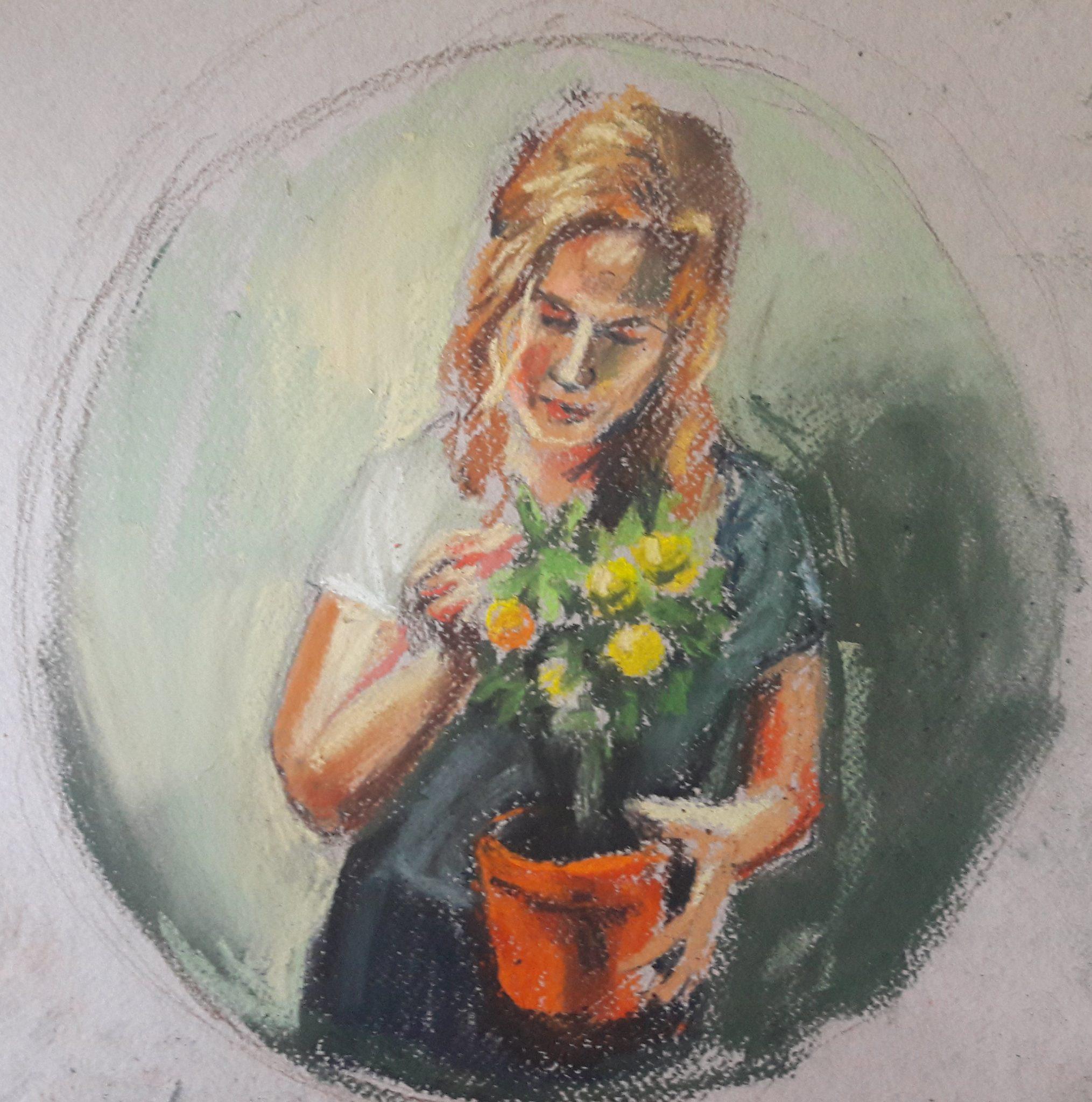Prep sketch plant