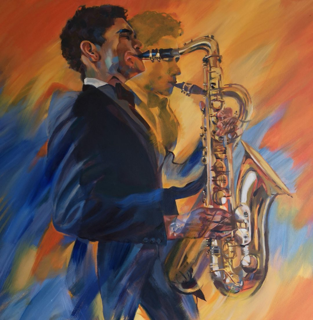Al – The Saxophone Player