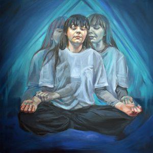 Olivia - The Meditator