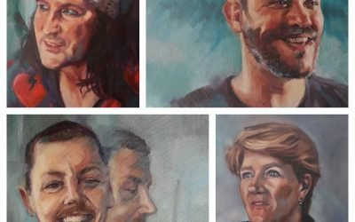 Sky Portrait Artist of the Week – Part two